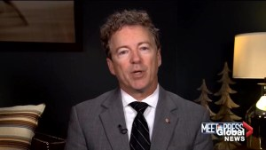 Rand Paul says president hasn't committed any crimes by seeking to build a Trump Tower in Russia